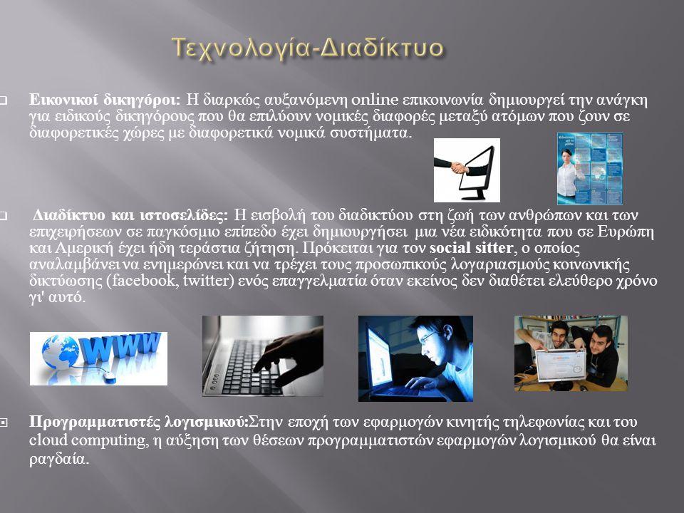 Τεχνολογία-Διαδίκτυο