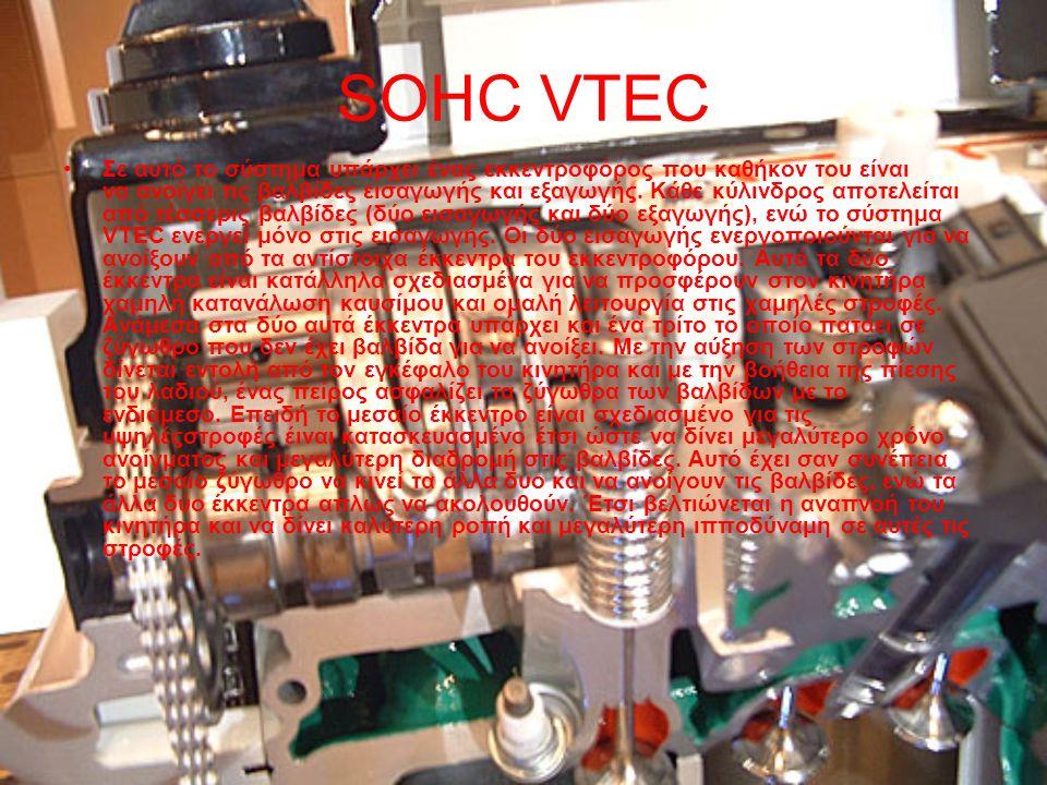 SOHC VTEC