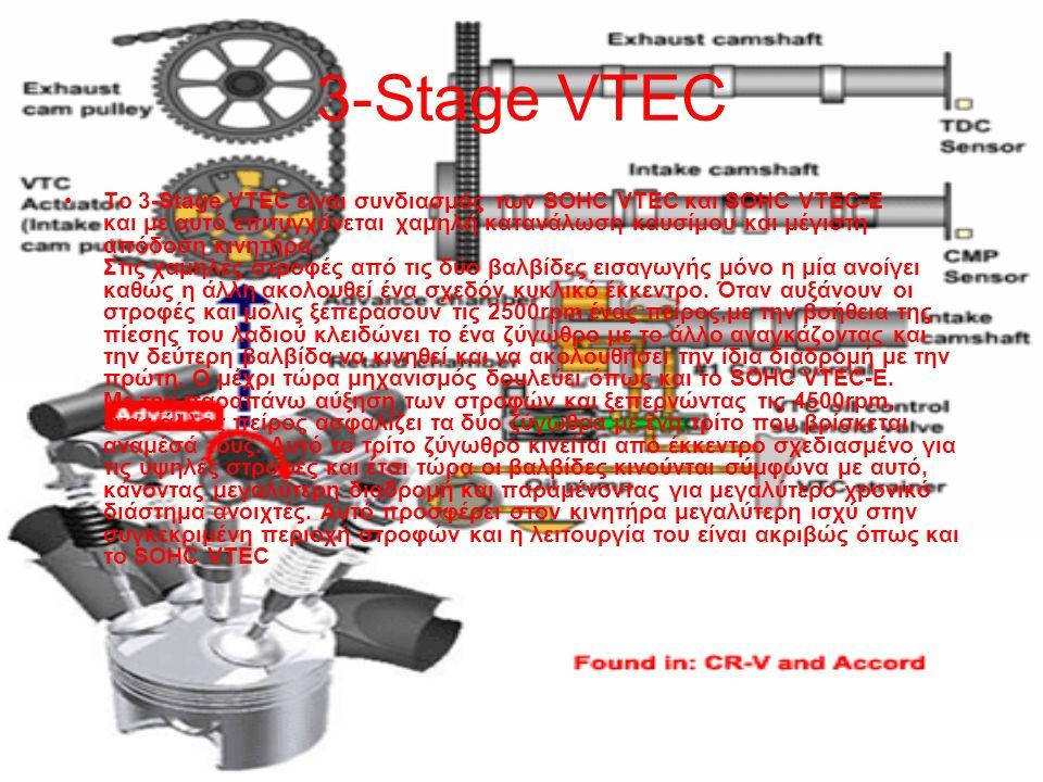 3-Stage VTEC