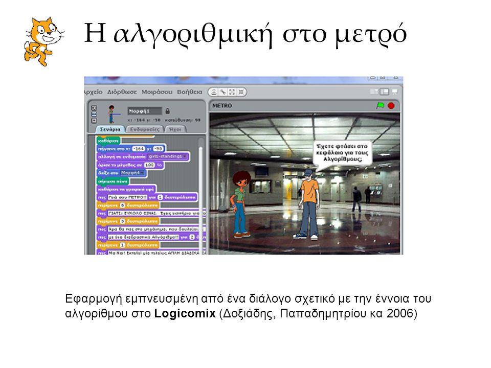 Η αλγοριθμική στο μετρό