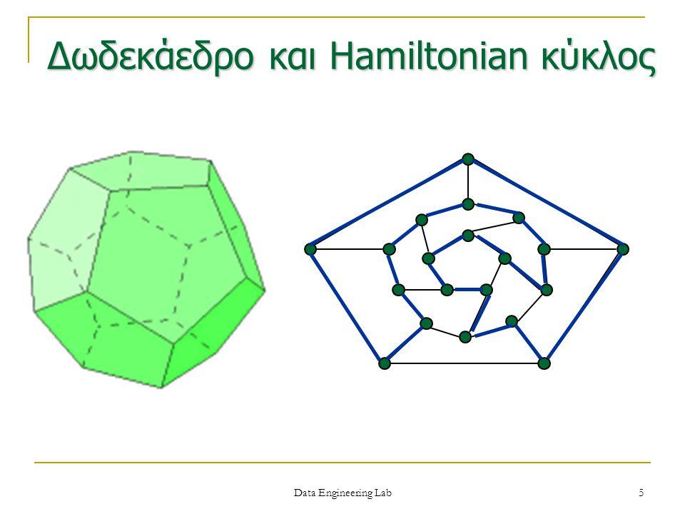 Δωδεκάεδρο και Hamiltonian κύκλος