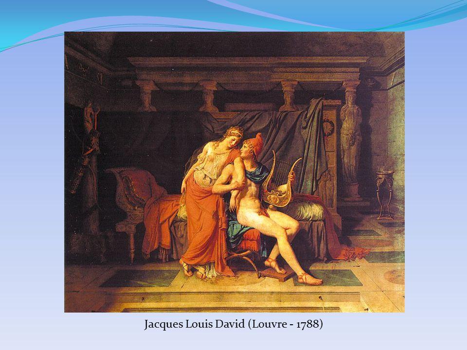 Jacques Louis David (Louvre - 1788)