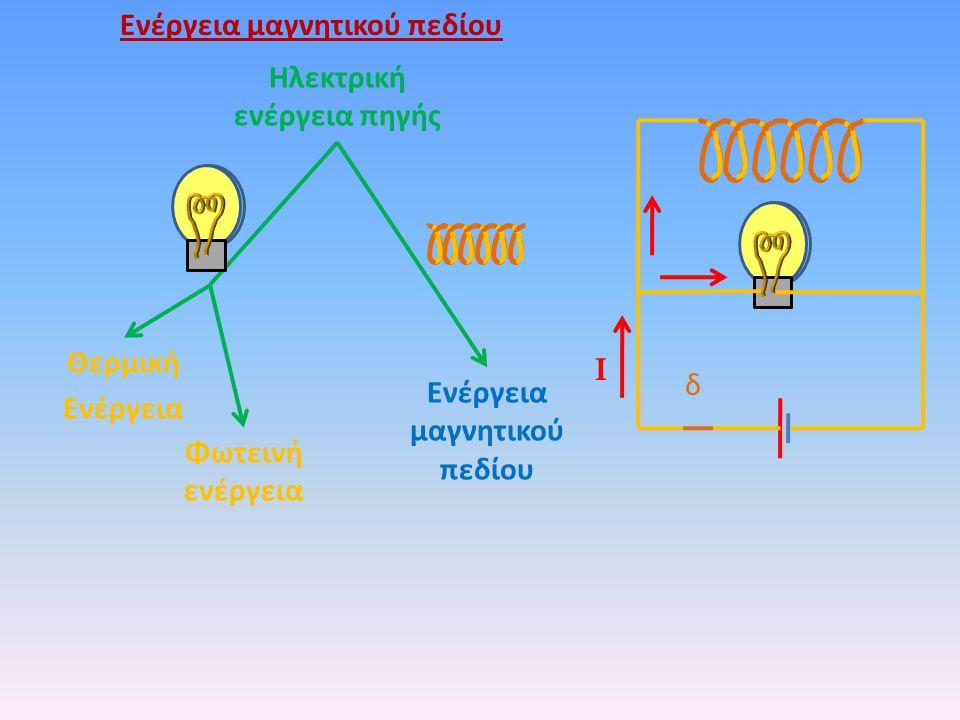 Ενέργεια μαγνητικού πεδίου