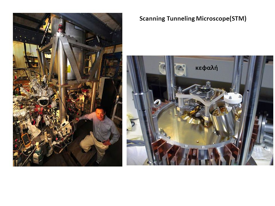 Scanning Tunneling Microscope(STM)
