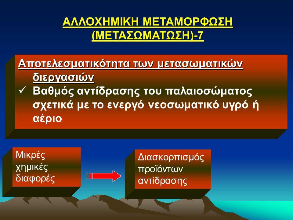 ΑΛΛΟΧΗΜΙΚΗ ΜΕΤΑΜΟΡΦΩΣΗ (ΜΕΤΑΣΩΜΑΤΩΣΗ)-7