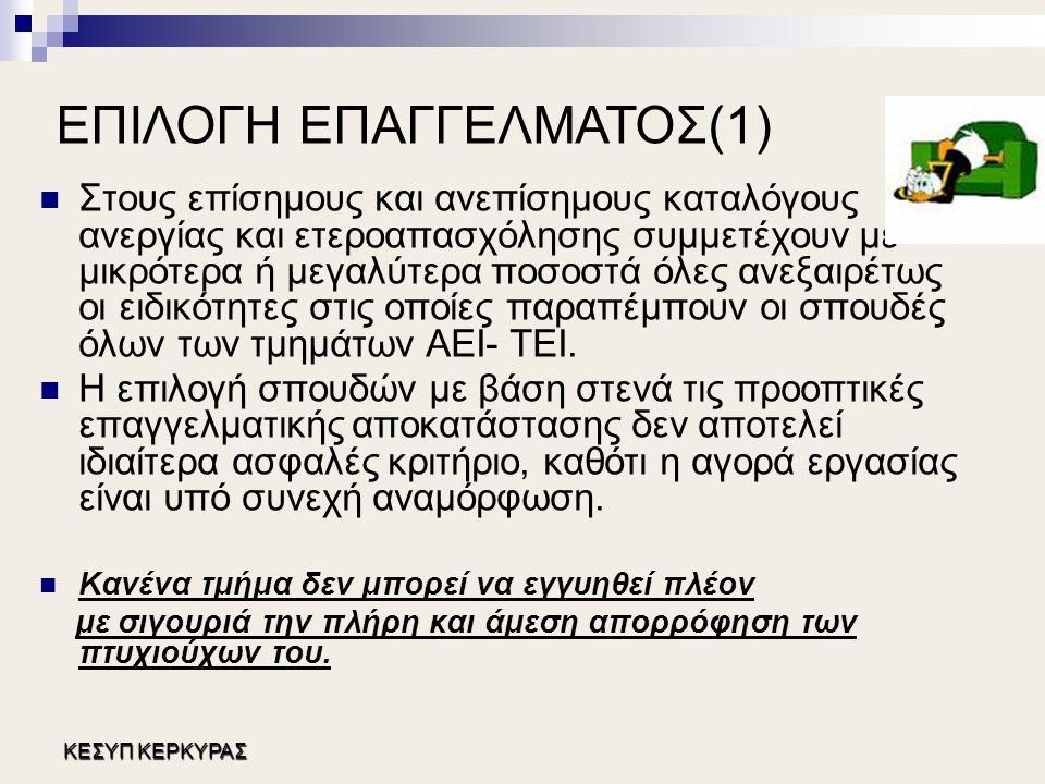 ΕΠΙΛΟΓΗ ΕΠΑΓΓΕΛΜΑΤΟΣ(1)