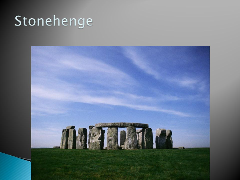 Stonehenge ΛΟΝΔΙΝO.