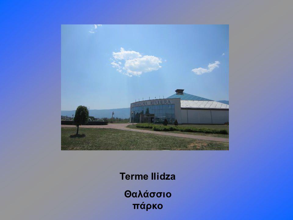 Terme Ilidza Θαλάσσιο πάρκο