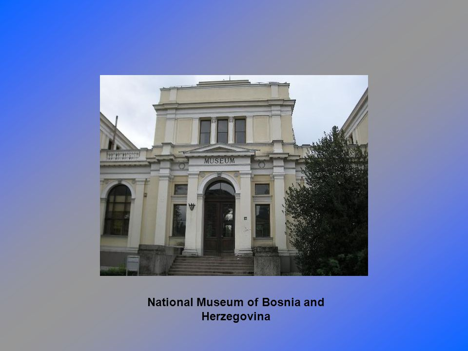National Museum of Bosnia and Herzegovina
