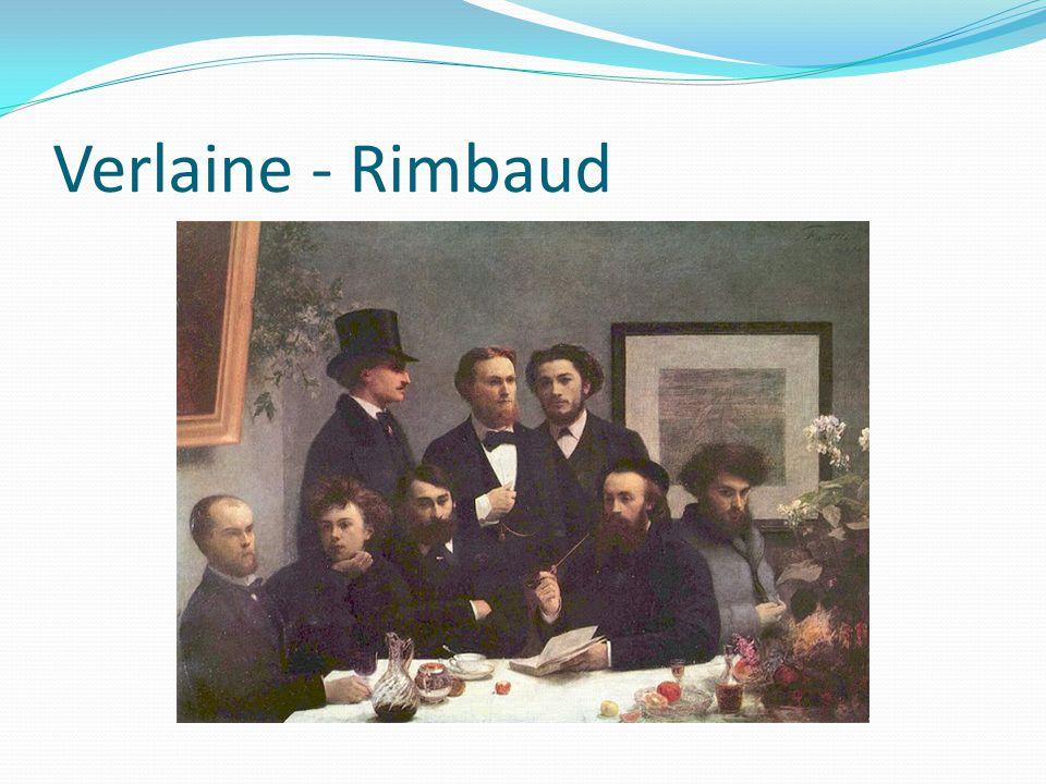 Verlaine - Rimbaud