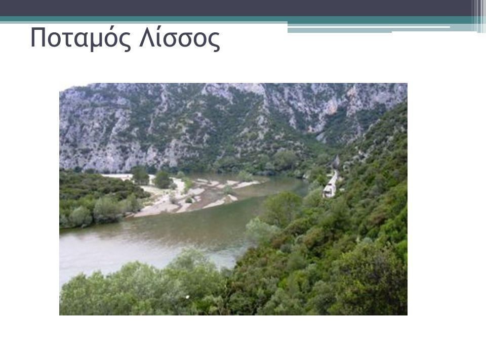 Ποταμός Λίσσος