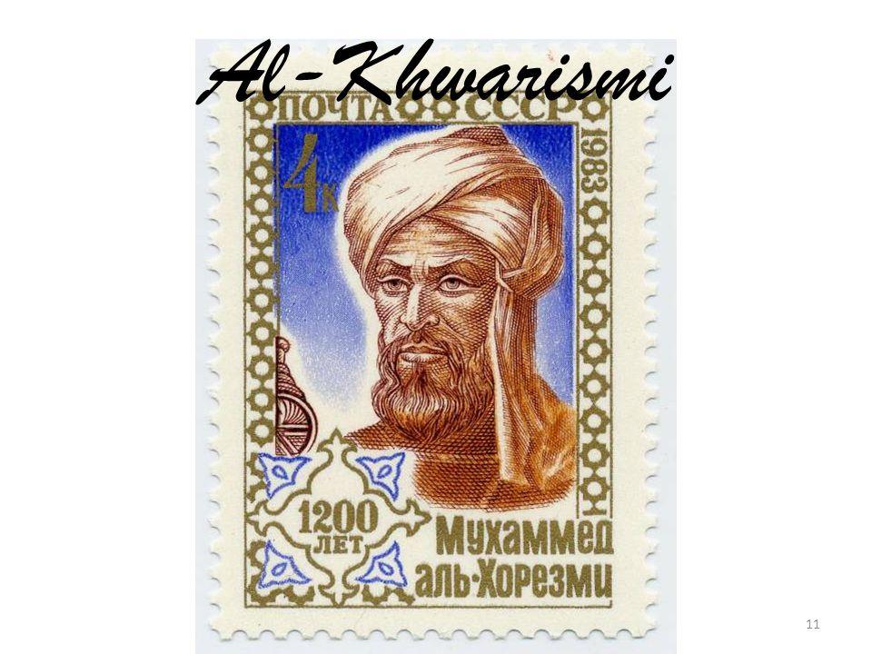 Al-Khwarismi