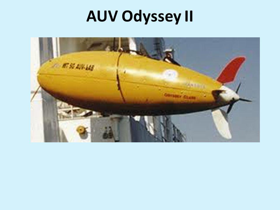 AUV Odyssey II