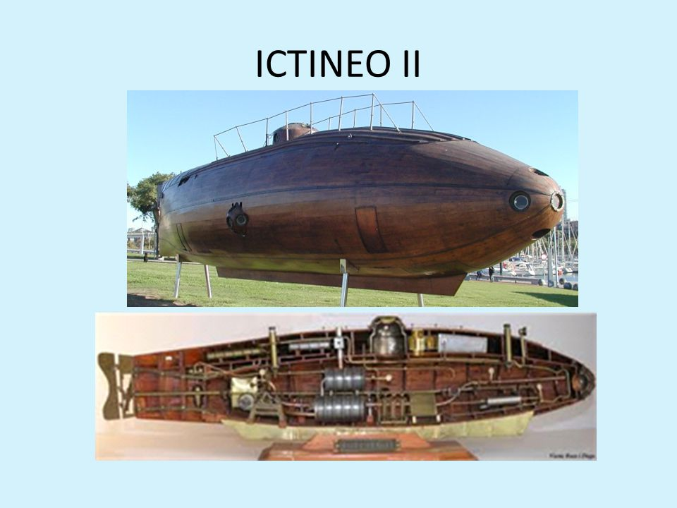 ICTINEO II