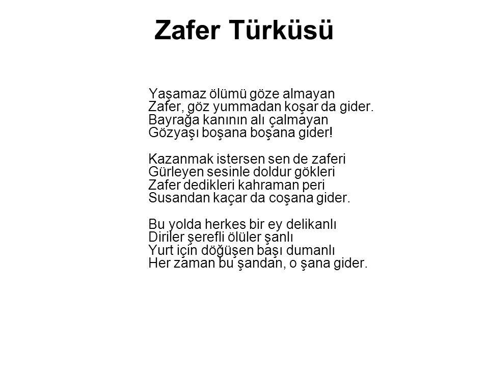 Zafer Türküsü