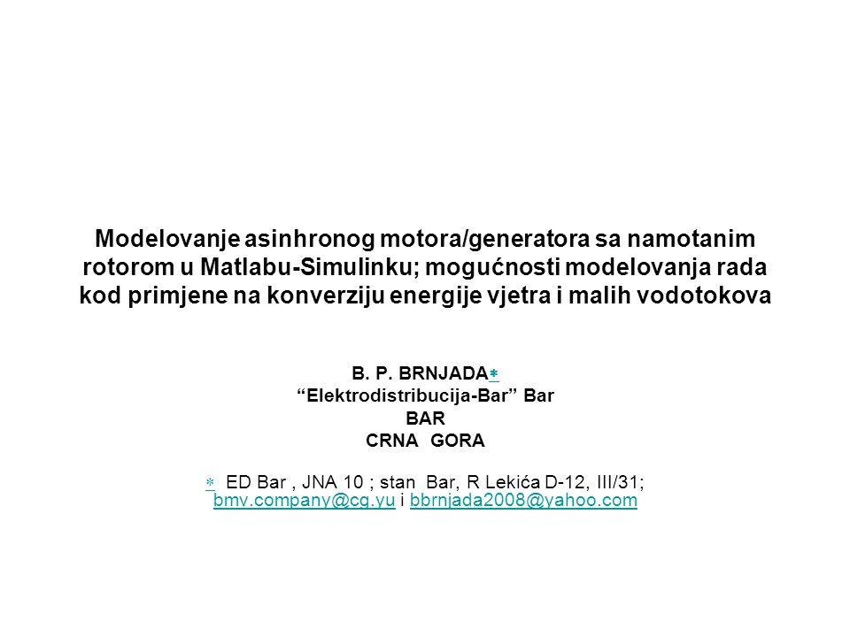 Elektrodistribucija-Bar Bar