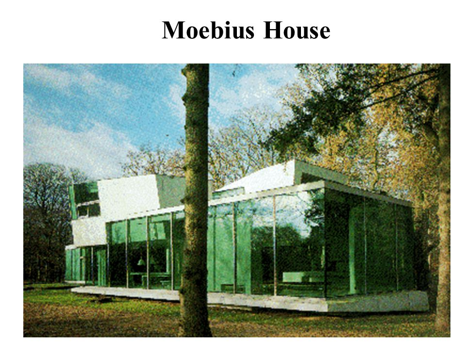 Moebius House