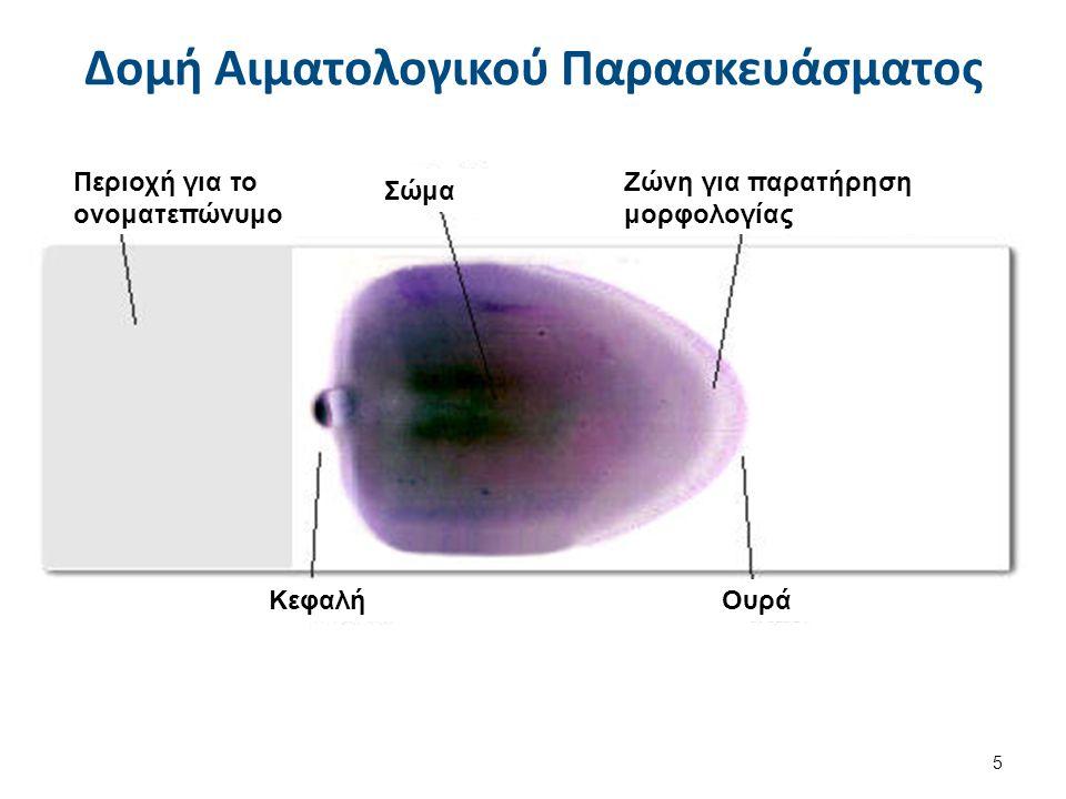 Μικροσκόπηση Ζώνη για παρατήρηση μορφολογίας
