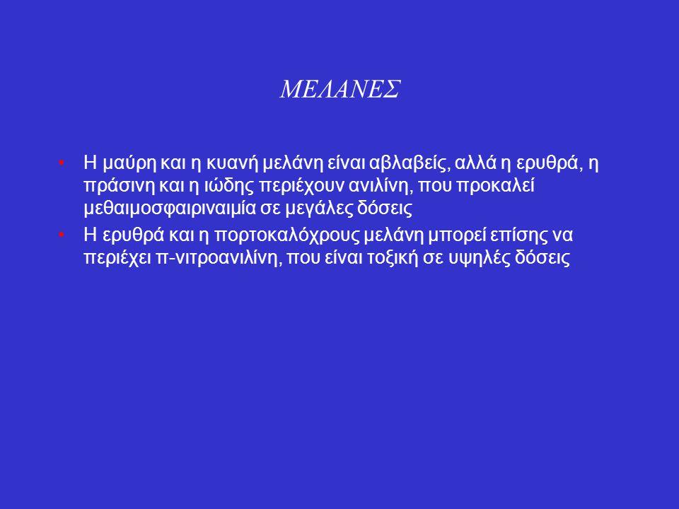 ΜΕΛΑΝΕΣ