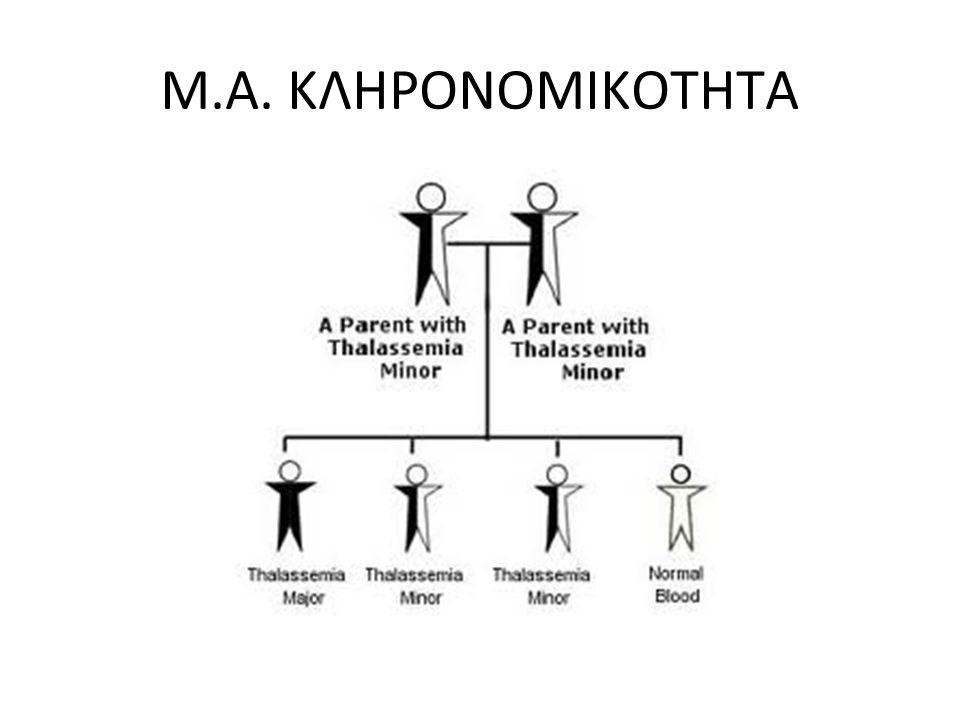 Μ.Α. ΚΛΗΡΟΝΟΜΙΚΟΤΗΤΑ
