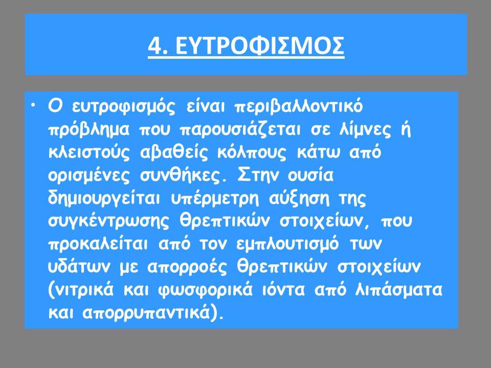 4. ΕΥΤΡΟΦΙΣΜΟΣ