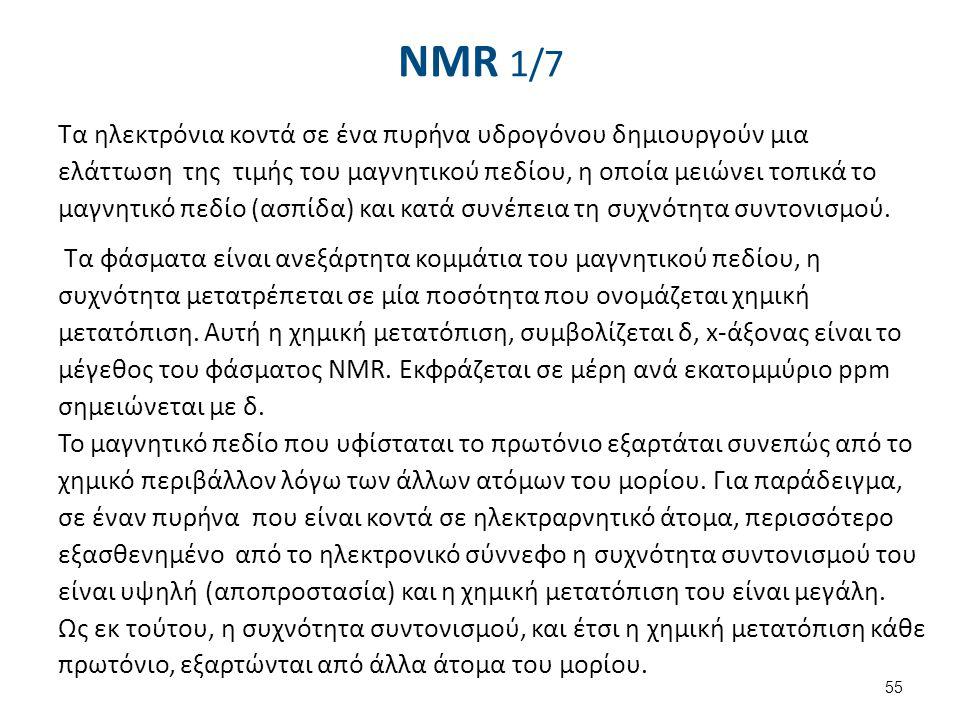 NMR 2/7