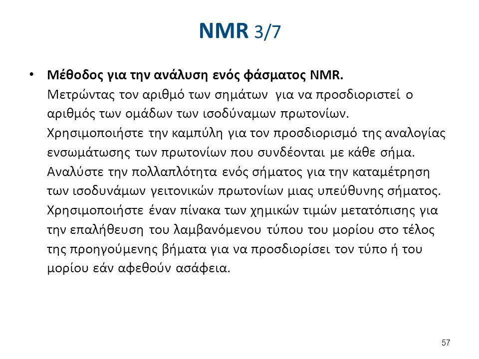 NMR 4/7