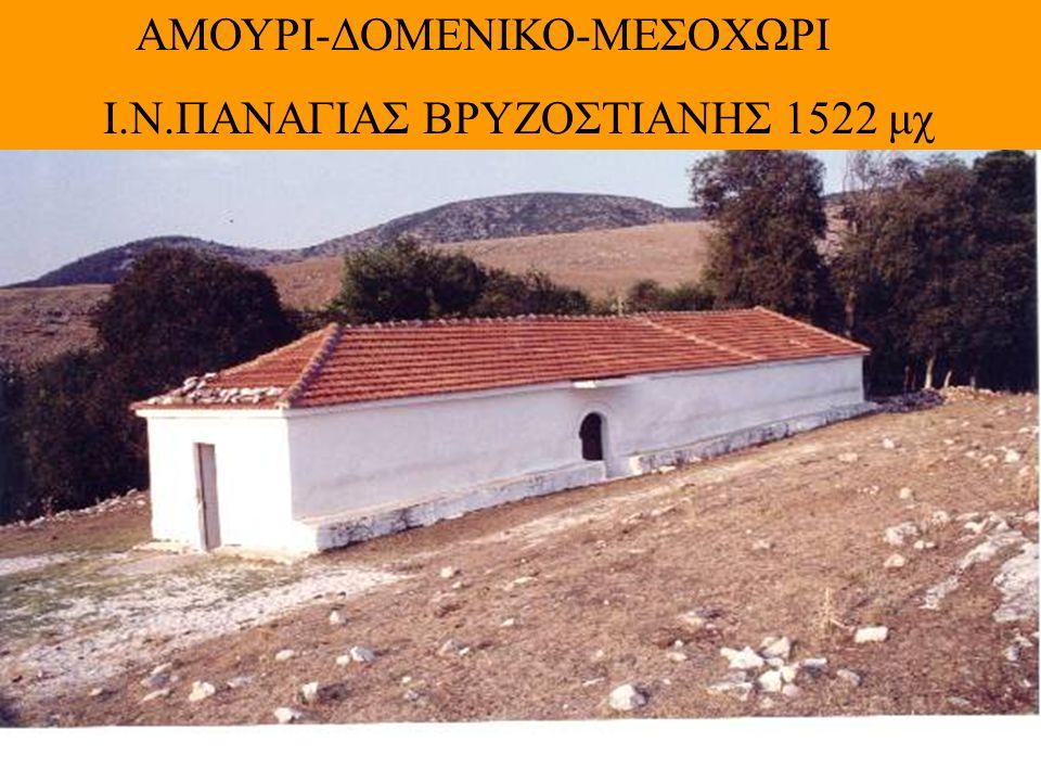 ΑΜΟΥΡΙ-ΔΟΜΕΝΙΚΟ-ΜΕΣΟΧΩΡΙ