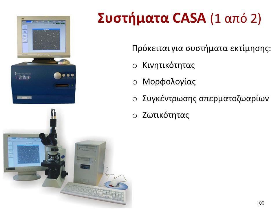 Συστήματα CASA (2 από 2)