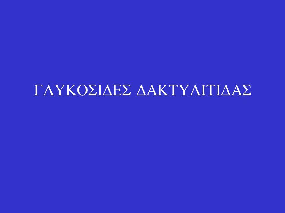 ΓΛΥΚΟΣΙΔΕΣ ΔΑΚΤΥΛΙΤΙΔΑΣ