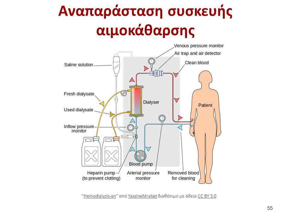 Βιοχημικός έλεγχος Νεφρικής νόσου