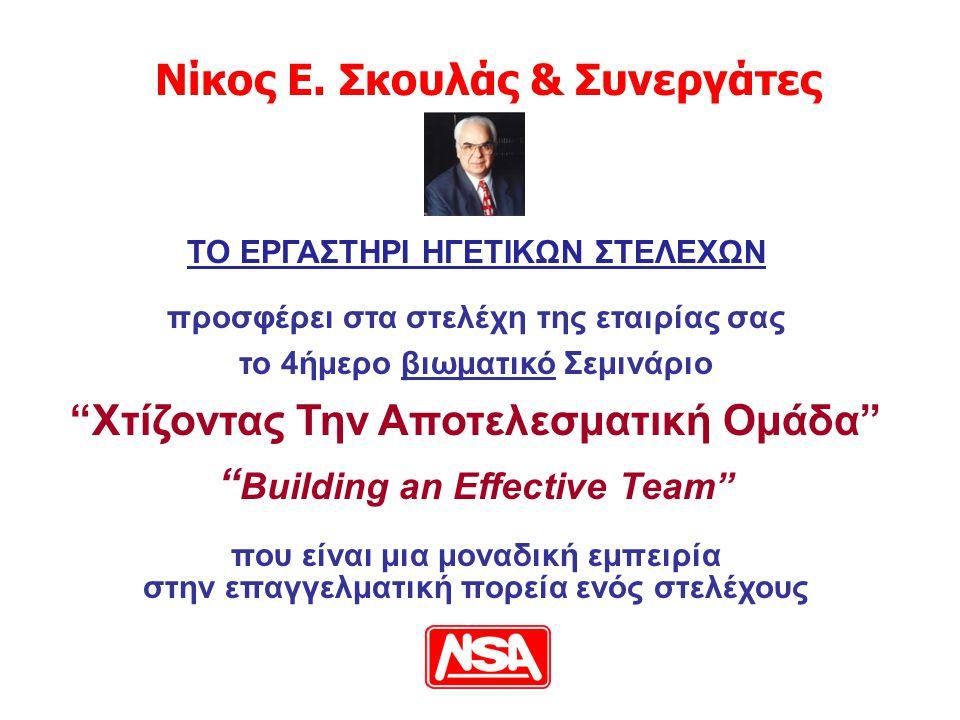 Νίκος Ε. Σκουλάς & Συνεργάτες