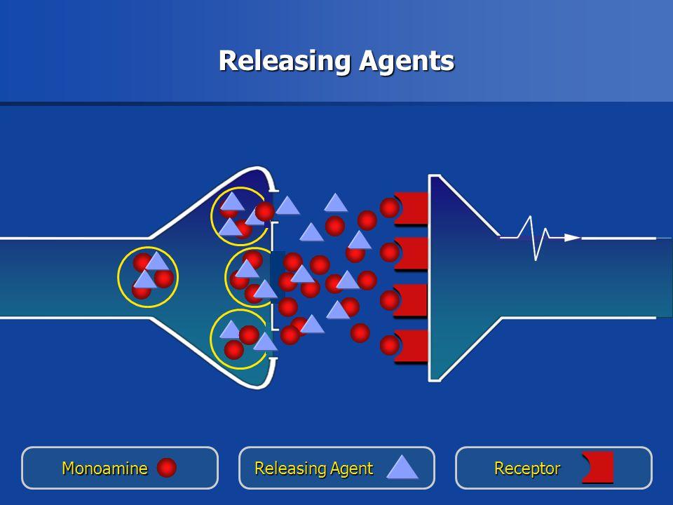 Releasing Agents Monoamine Releasing Agent Receptor