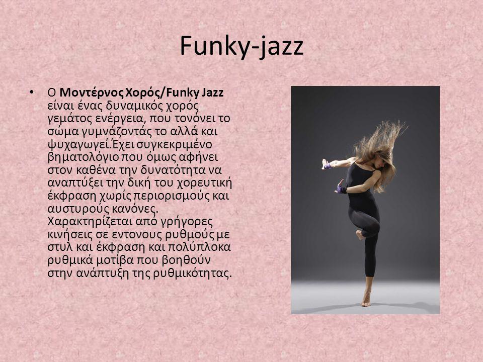 Funky-jazz
