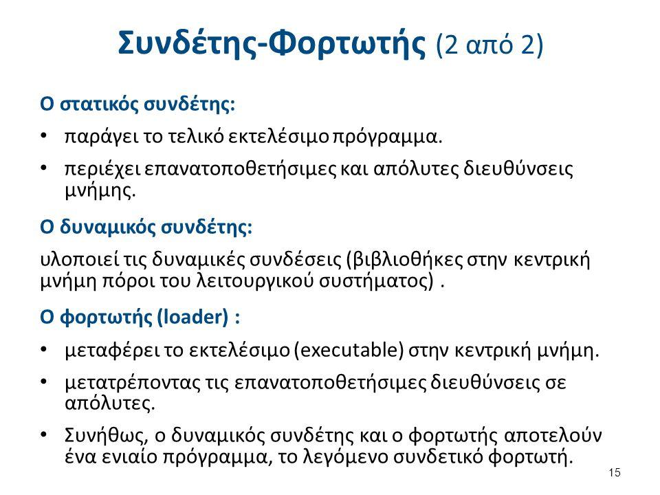 Διερμηνευτές -Interpreters