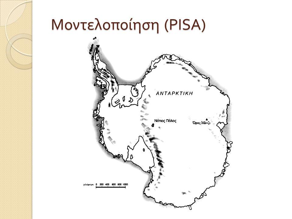 Μοντελοποίηση (PISA)