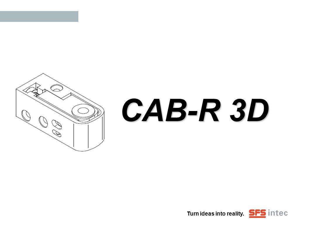 CAB-R 3D