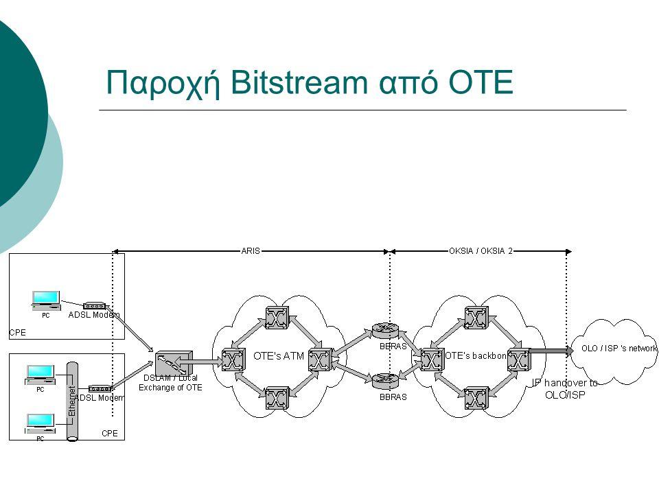 Παροχή Bitstream από ΟΤΕ