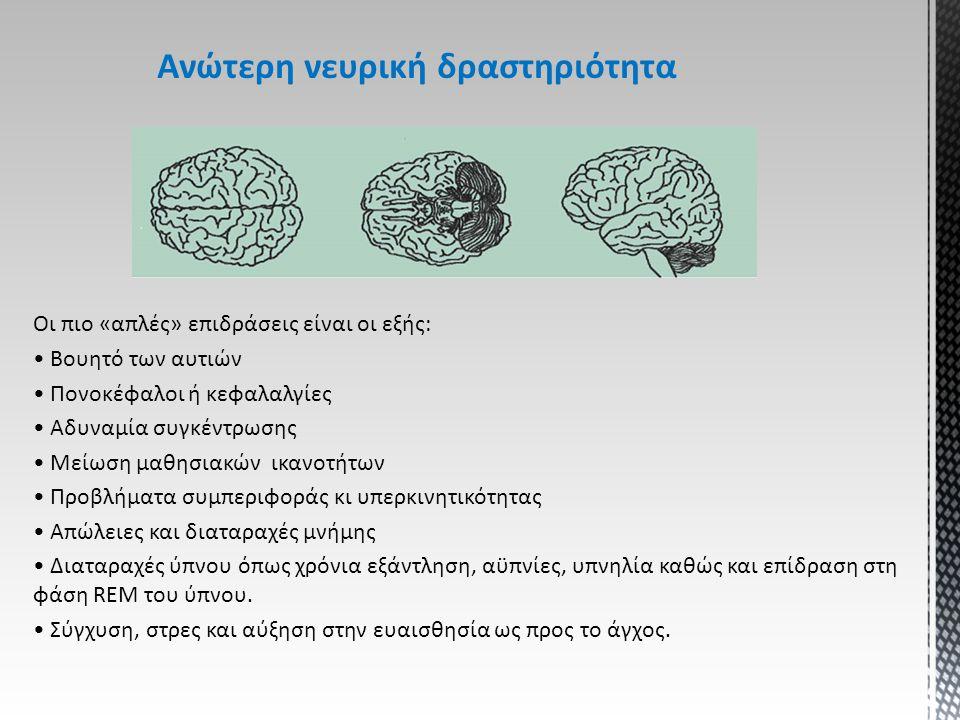 Ανώτερη νευρική δραστηριότητα