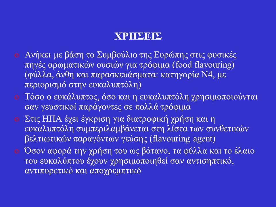 ΧΡΗΣΕΙΣ