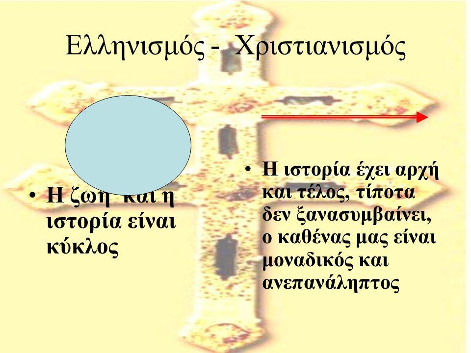 Ελληνισμός - Χριστιανισμός
