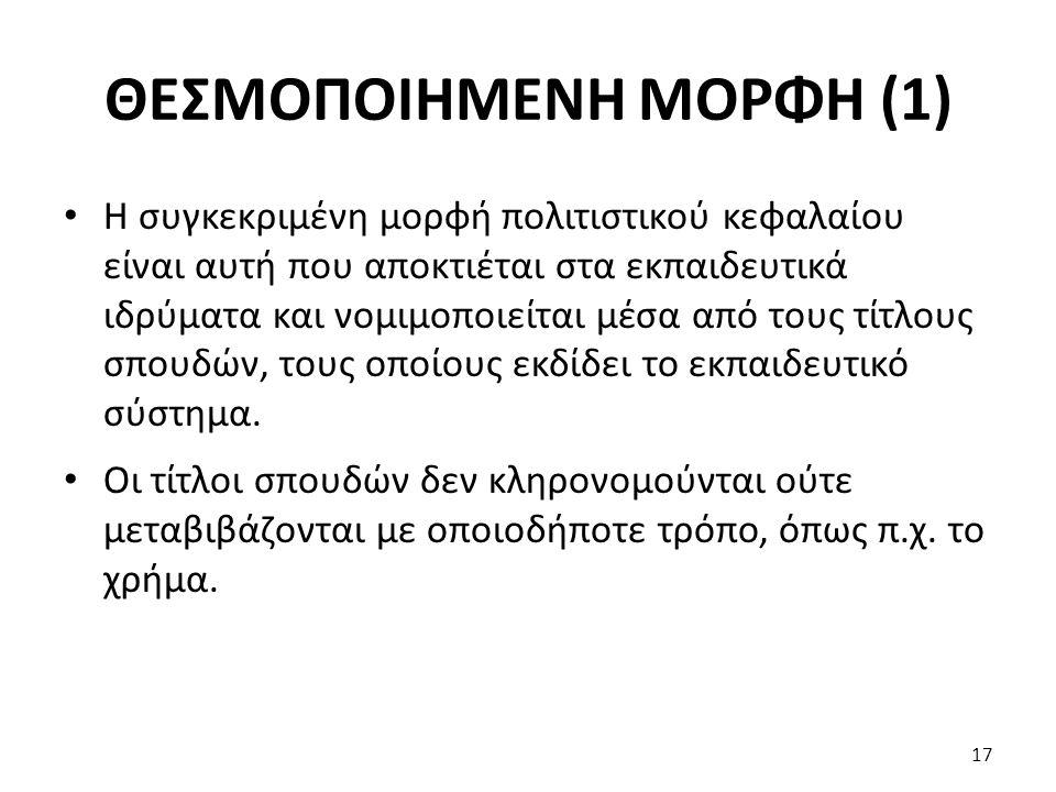 ΘΕΣΜΟΠΟΙΗΜΕΝΗ ΜΟΡΦΗ (1)