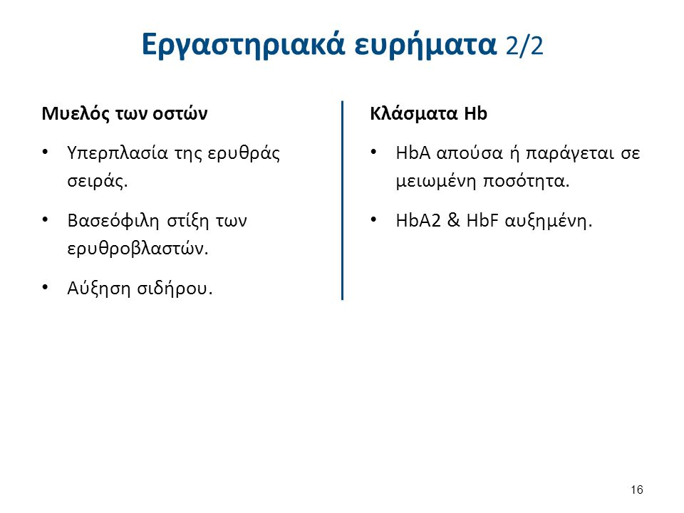Βιοχημικός έλεγχος Χολερυθρίνη. Έμμεση. LDH. ALP. GGT.