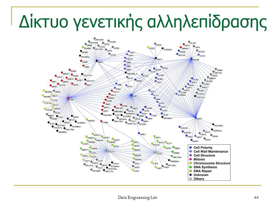 Δίκτυο γενετικής αλληλεπίδρασης