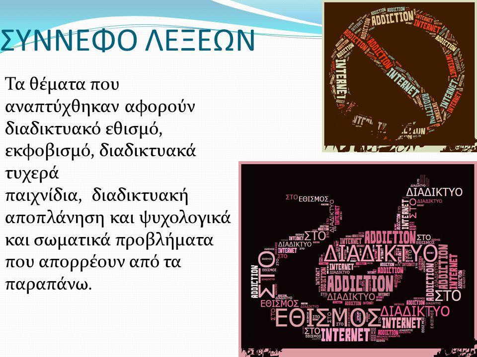ΣΥΝΝΕΦΟ ΛΕΞΕΩΝ