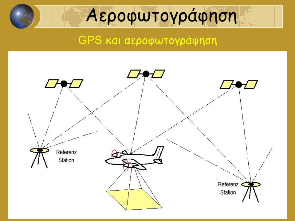 GPS και αεροφωτογράφηση