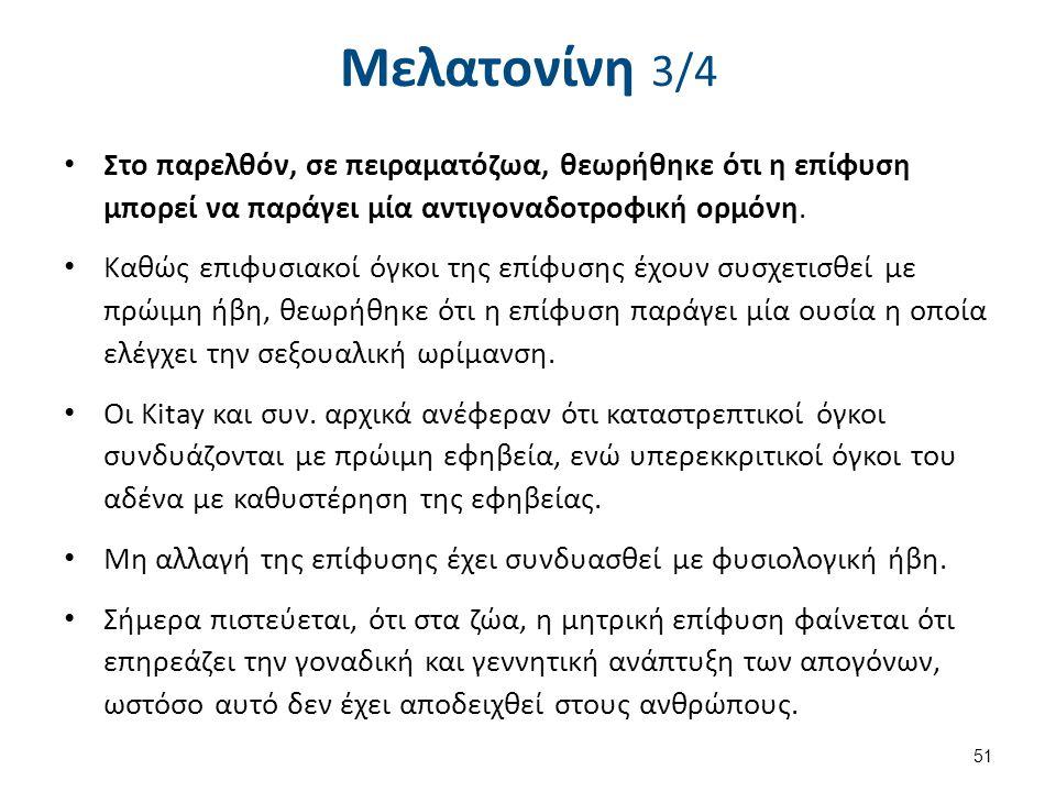 Μελατονίνη 4/4