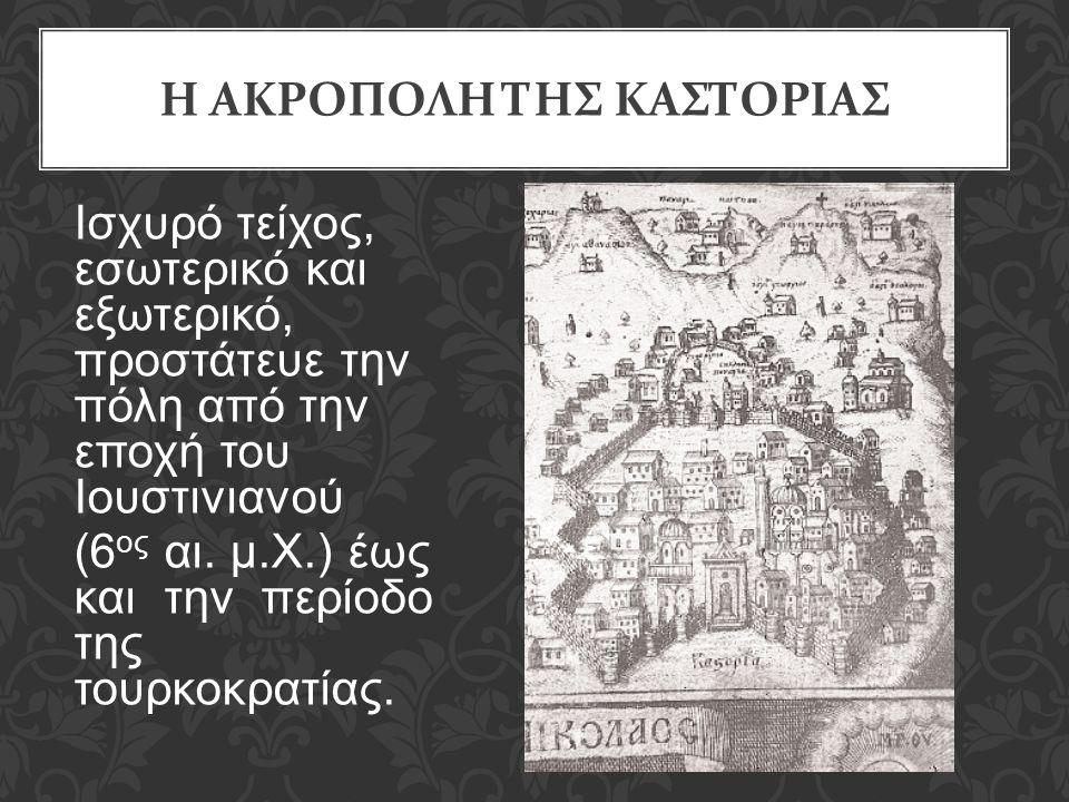 Η ΑΚΡΟΠΟΛΗ ΤΗΣ ΚΑΣΤΟΡΙΑΣ