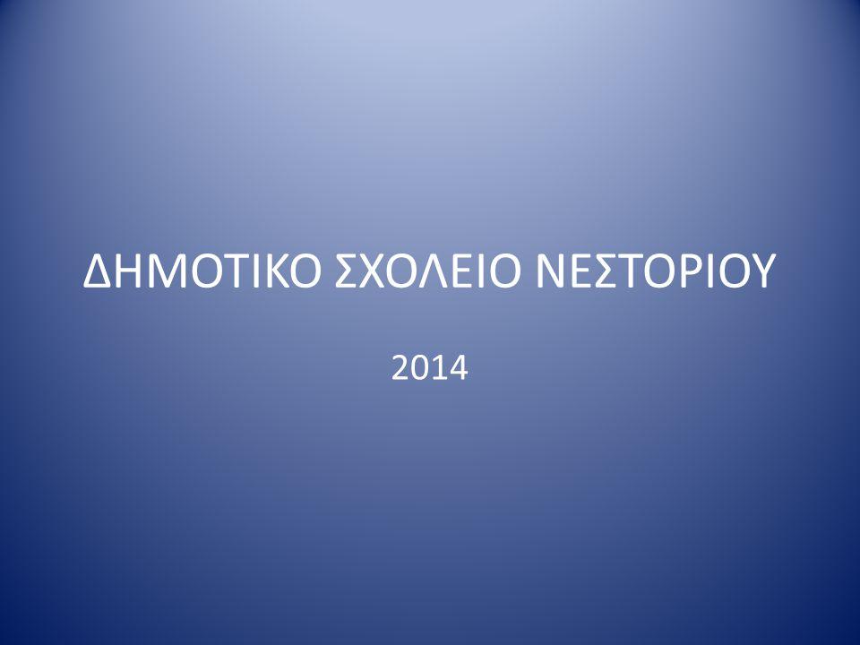ΔΗΜΟΤΙΚΟ ΣΧΟΛΕΙΟ ΝΕΣΤΟΡΙΟΥ