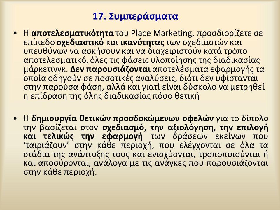 17. Συμπεράσματα